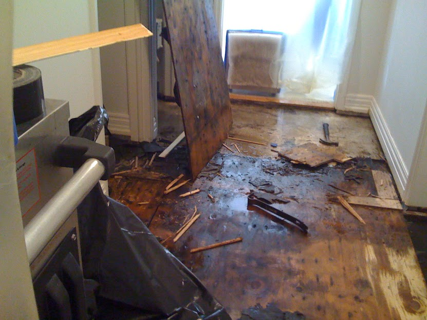 Water Damage Effects